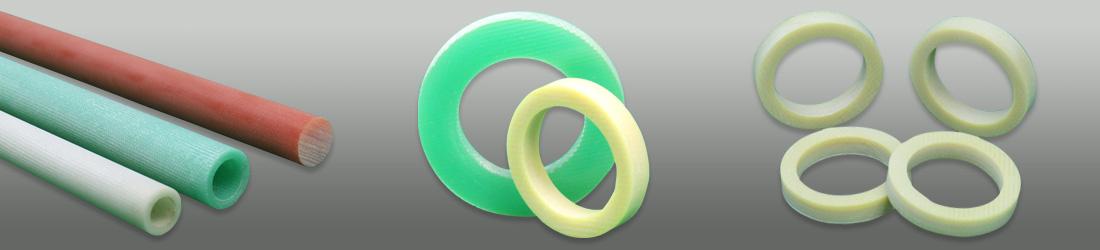glasfaserverstärkte Kunststoffprodukte